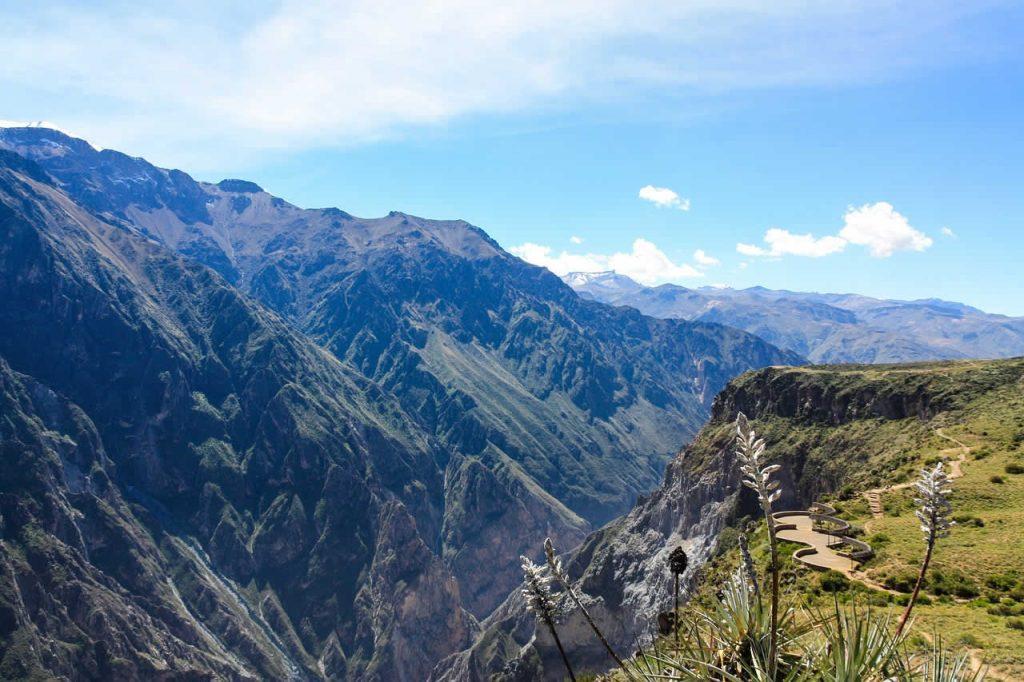 Canyon de Colca Perou