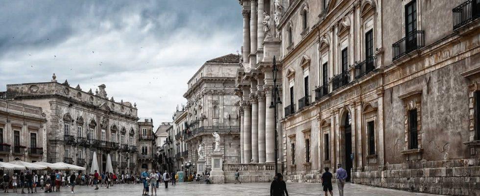 La Sicile en Italie